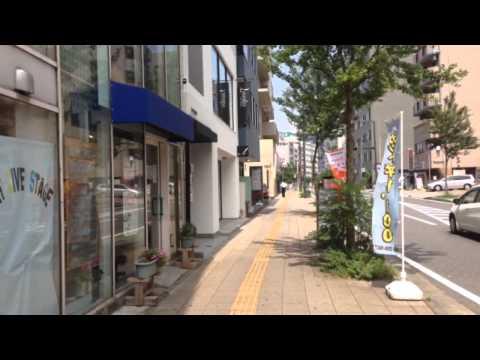 千葉駅前ルルドへの行き方(動画編)