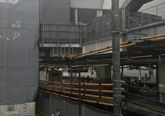 JR千葉駅のはなし。