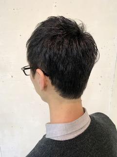 短髪×くせ毛 - Lourdes
