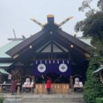 東京大神宮へ行って来ました!@片野のタイトル画像