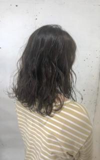 ミディアム×地毛カラー サロンギャラリー  ヘアカタログ