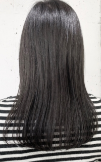 まとまり◎ミディアムヘア サロンギャラリー  ヘアカタログ