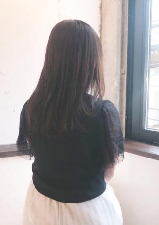 大人の巻き髪スタイル - Lourdes