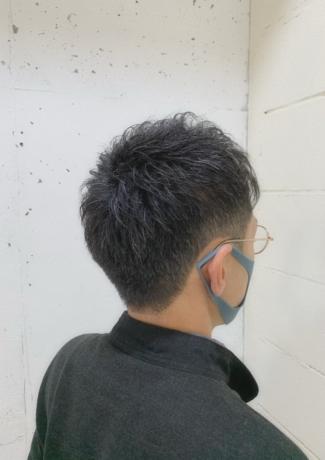 刈り上げ×クセ毛 サロンギャラリー  ヘアカタログ
