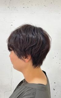 ナチュラルパーマ×ショートヘア サロンギャラリー  ヘアカタログ